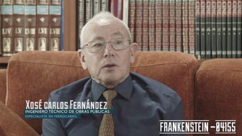 Xosé Carlos Fernández. Ingeniero de Obras Públicas